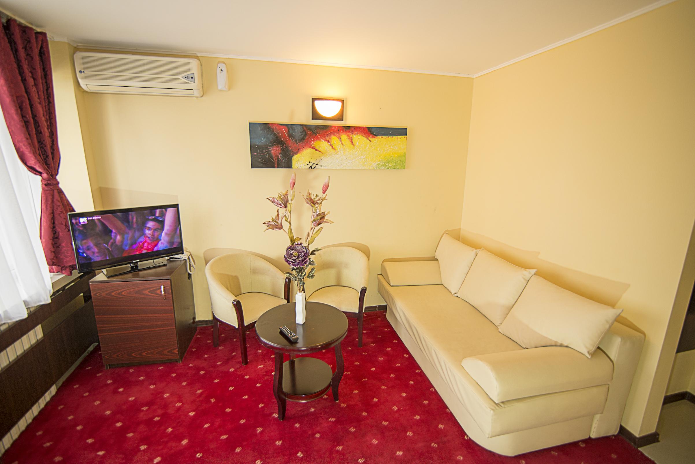 Living Apartament - Hotel Parc Mamaia