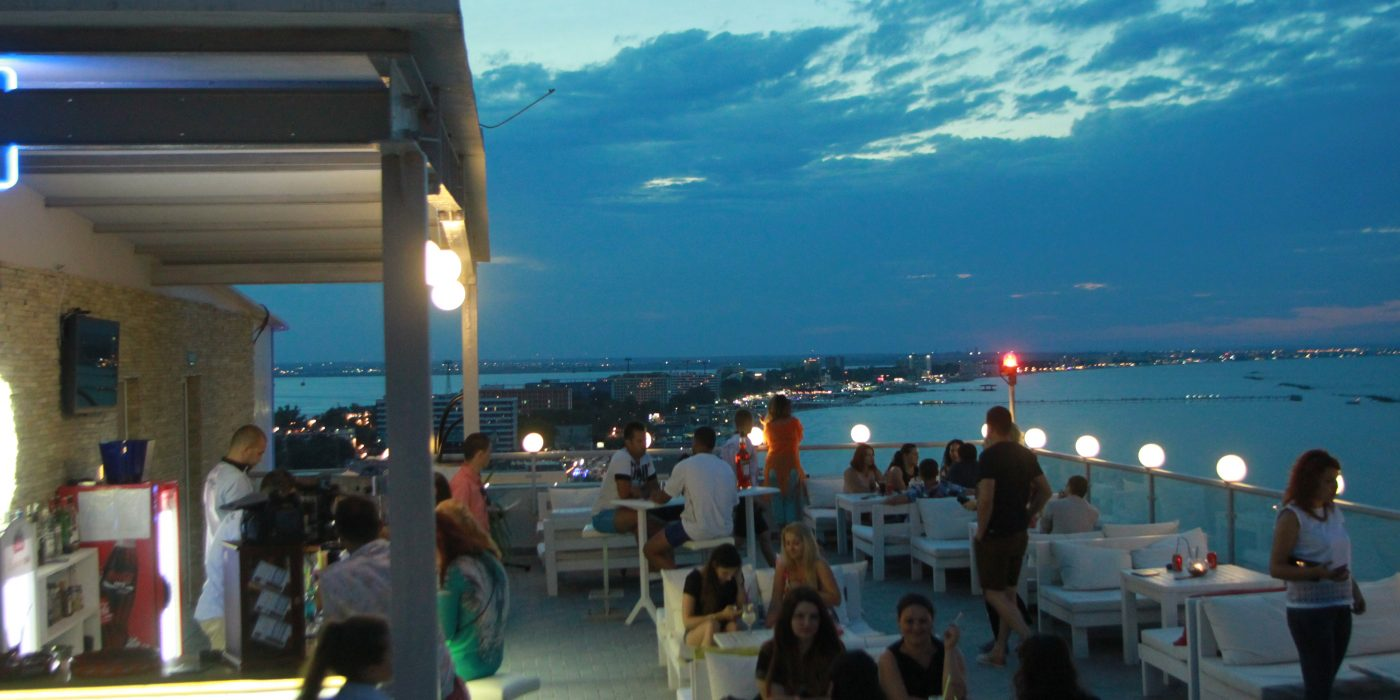 Vedere sky view bar