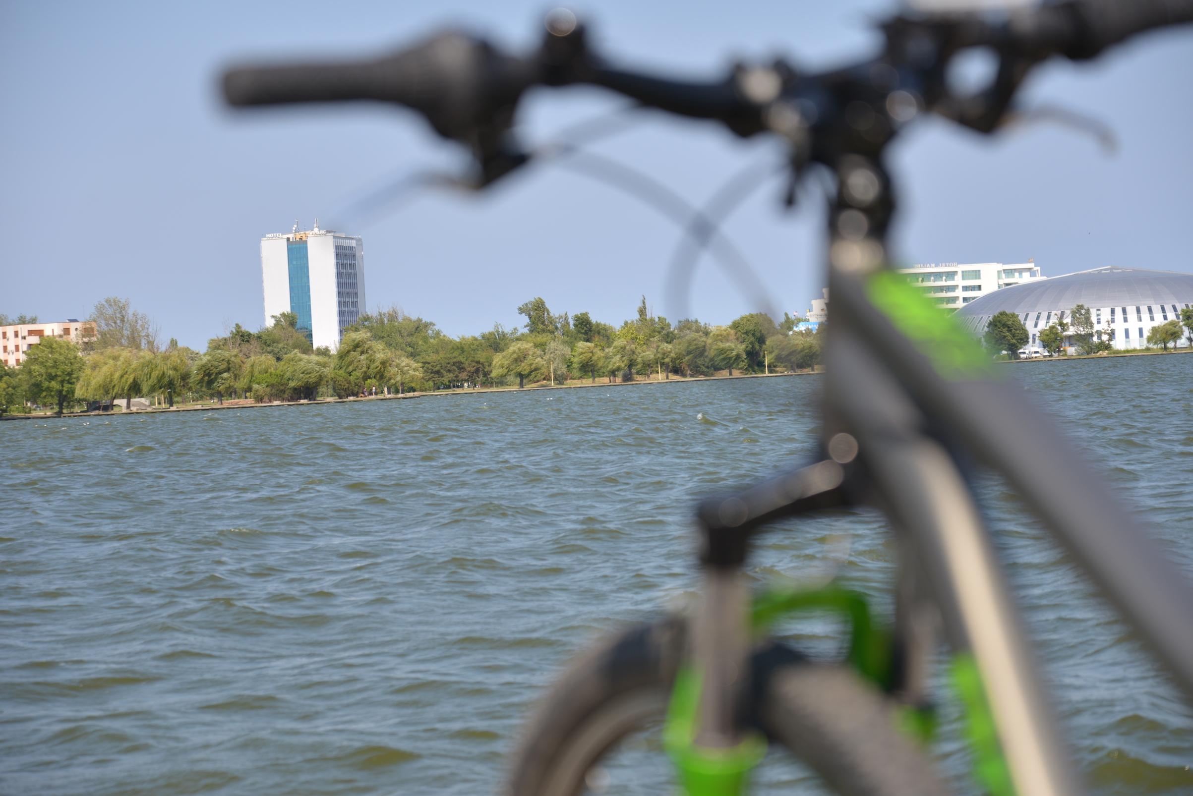 bicicleta parc tabacarie hotel parc mamaia