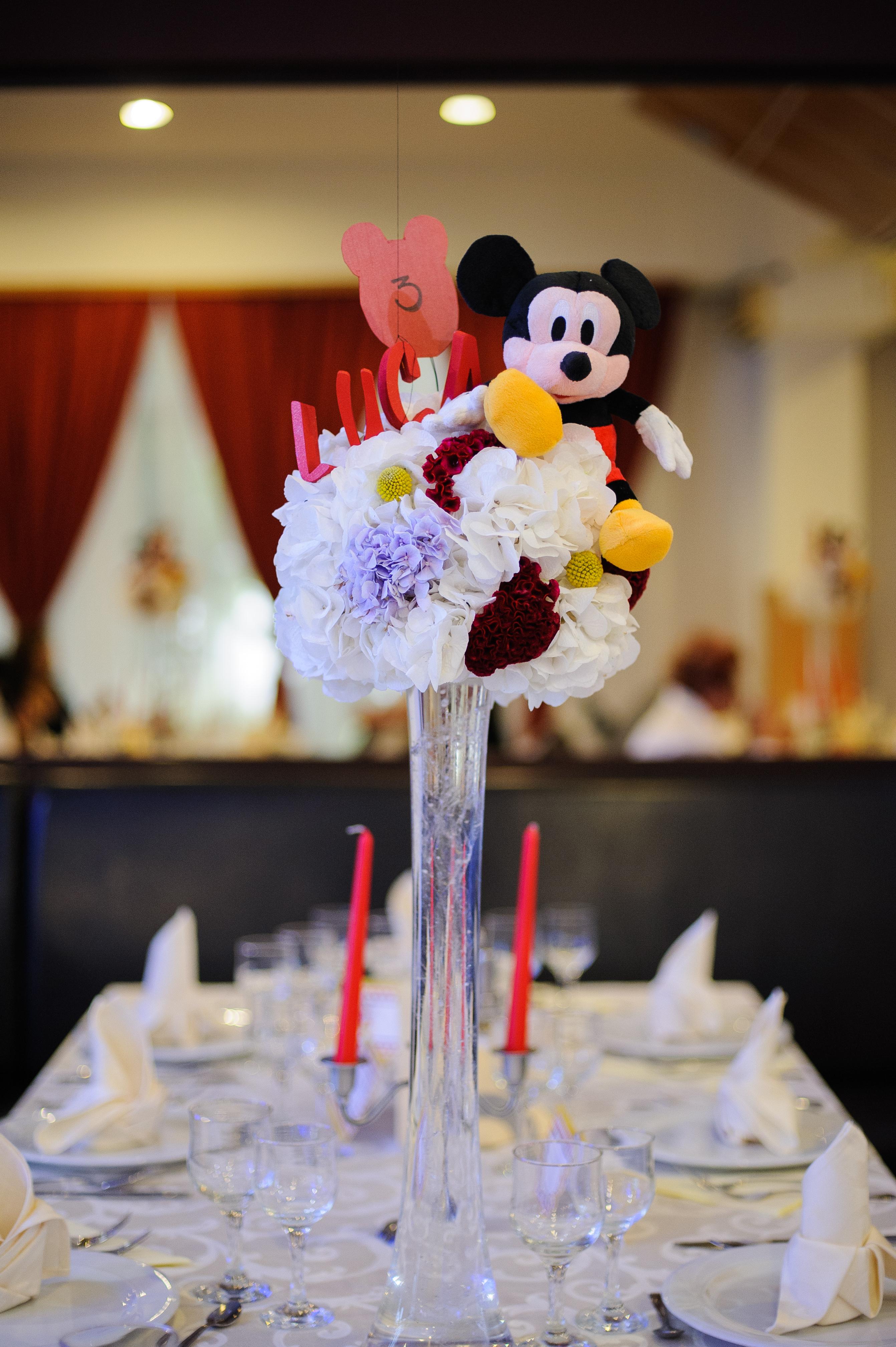 Decor masa Mickey Mouse