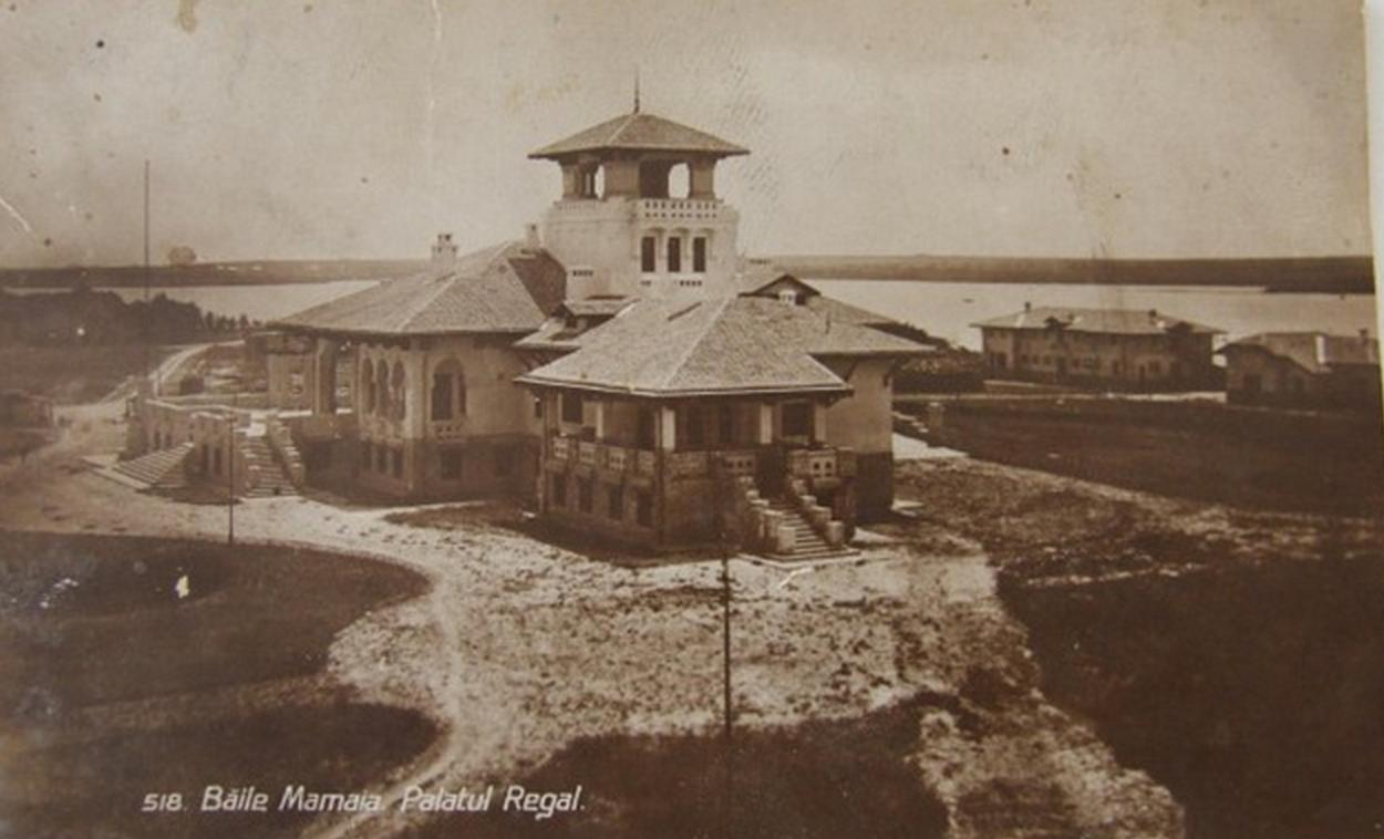 Palatul Reginei din Mamaia