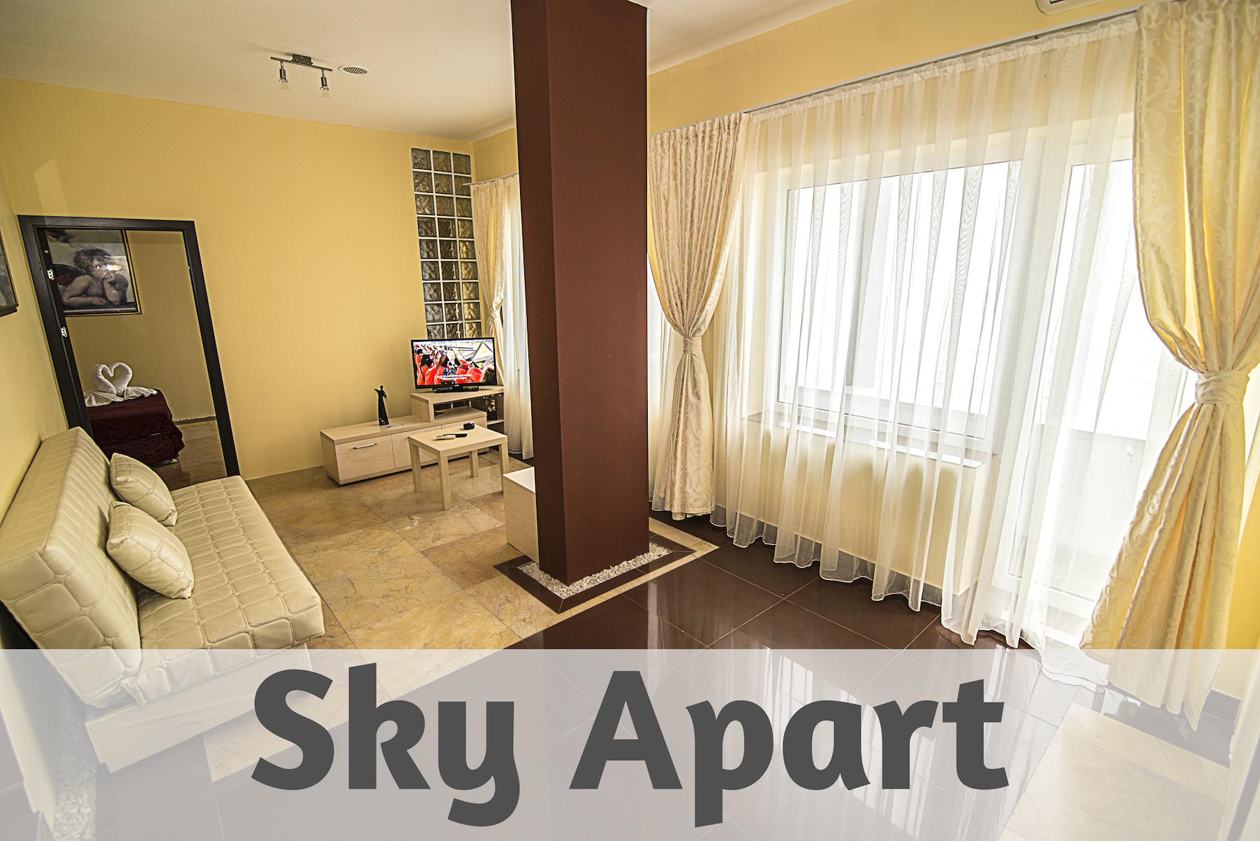 Cazare Apartament Sky - Mamaia