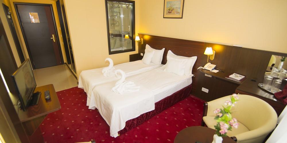 Camera Doppia con Letti Singoli Hotel Parc Mamaia