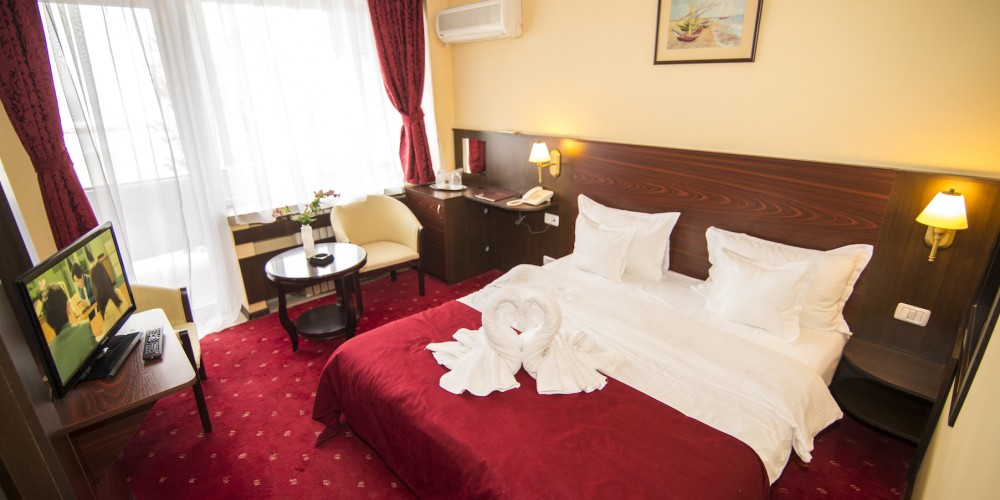 Doppelzimmer Hotel Parc Mamaia