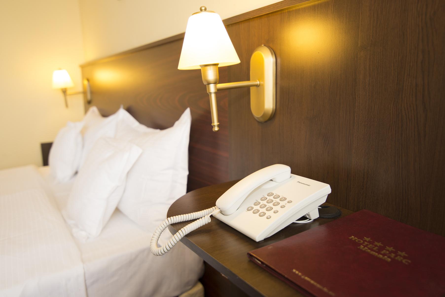 Telefon si mapa de prezentare hotel