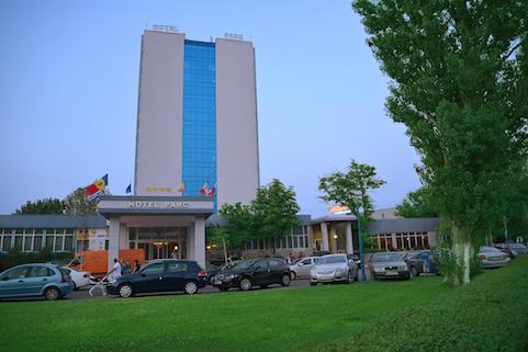 fatada mamaia hotel parc