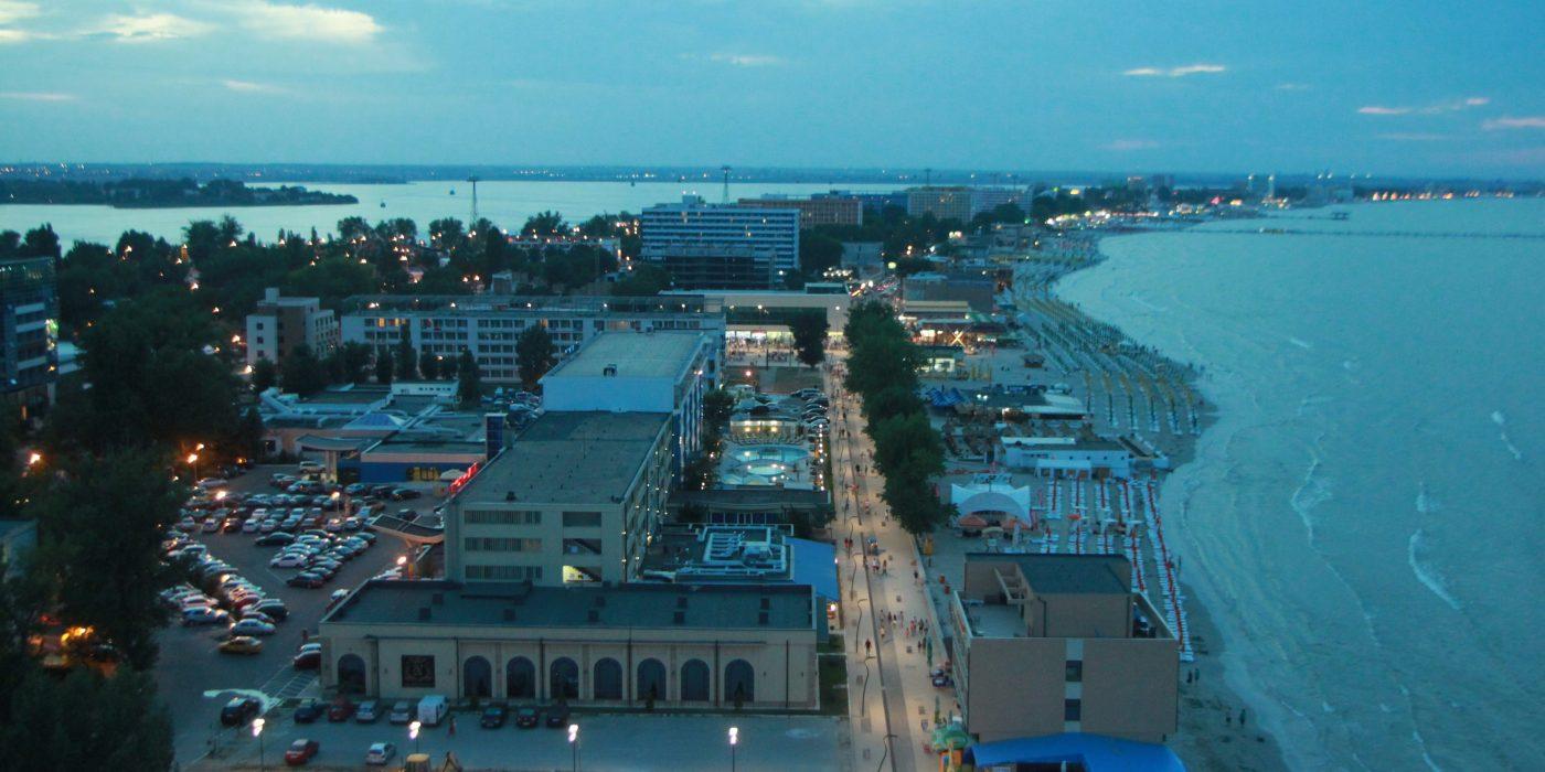 View sky view bar mamaia