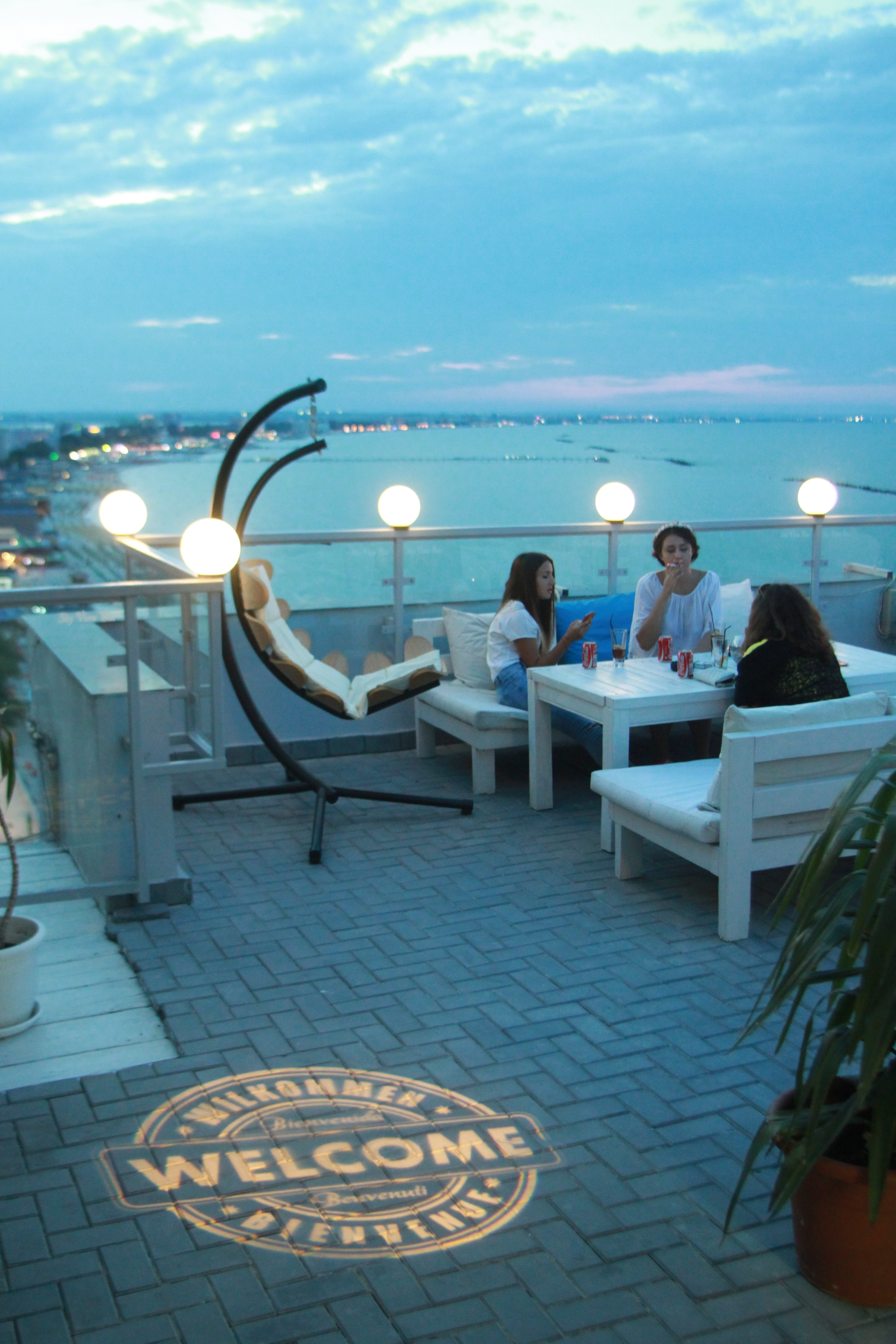 welcome to mamaia sky view bar