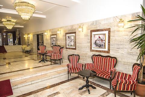 receptie Mamaia Hotel Parc