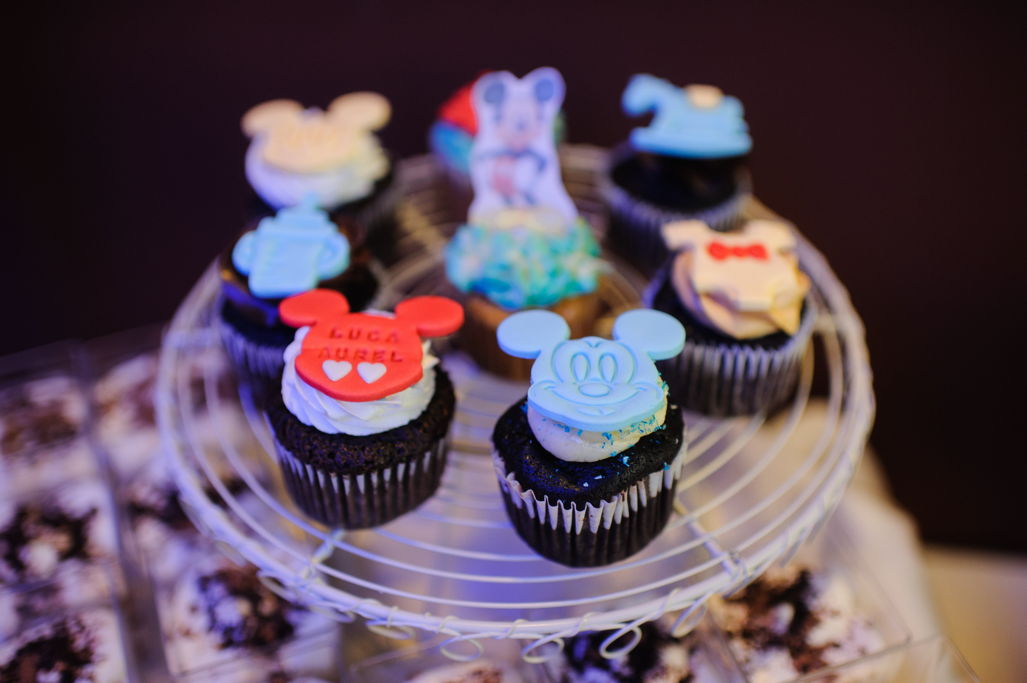 Prajiturele Mickey Mouse Candy Bar restaurant Triumph Mamaia