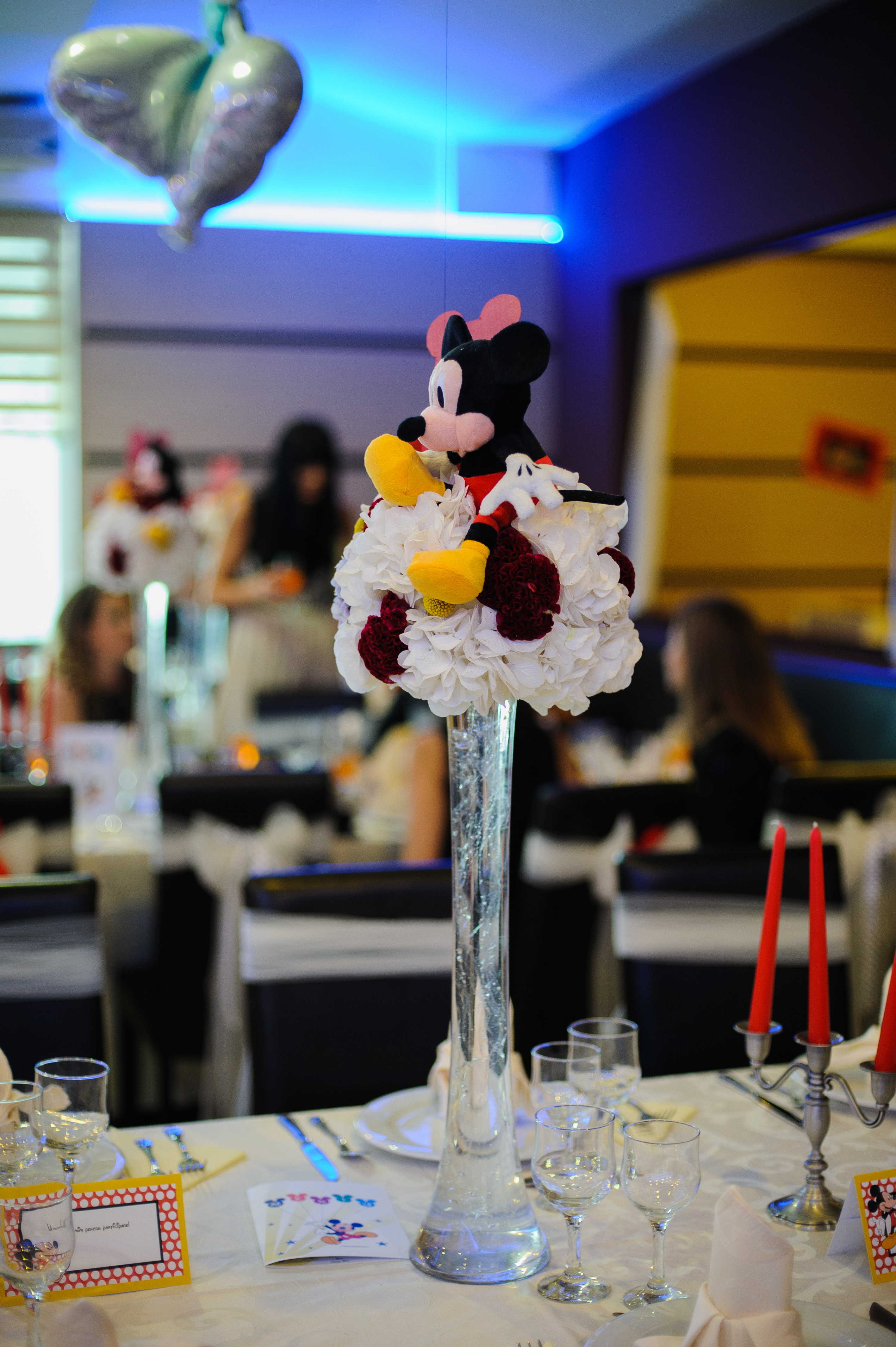 Decor masa Mickey Mouse