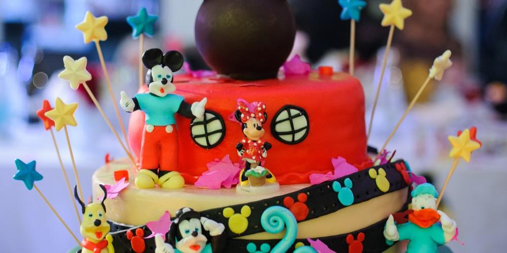 Cake baptism restaurant Triumph Mamaia