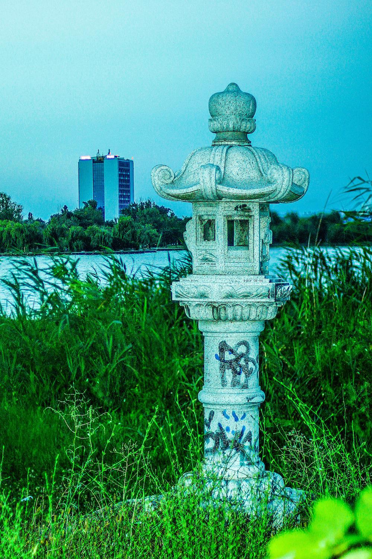 Japanese Lantern and Parc Mamaia Hotel