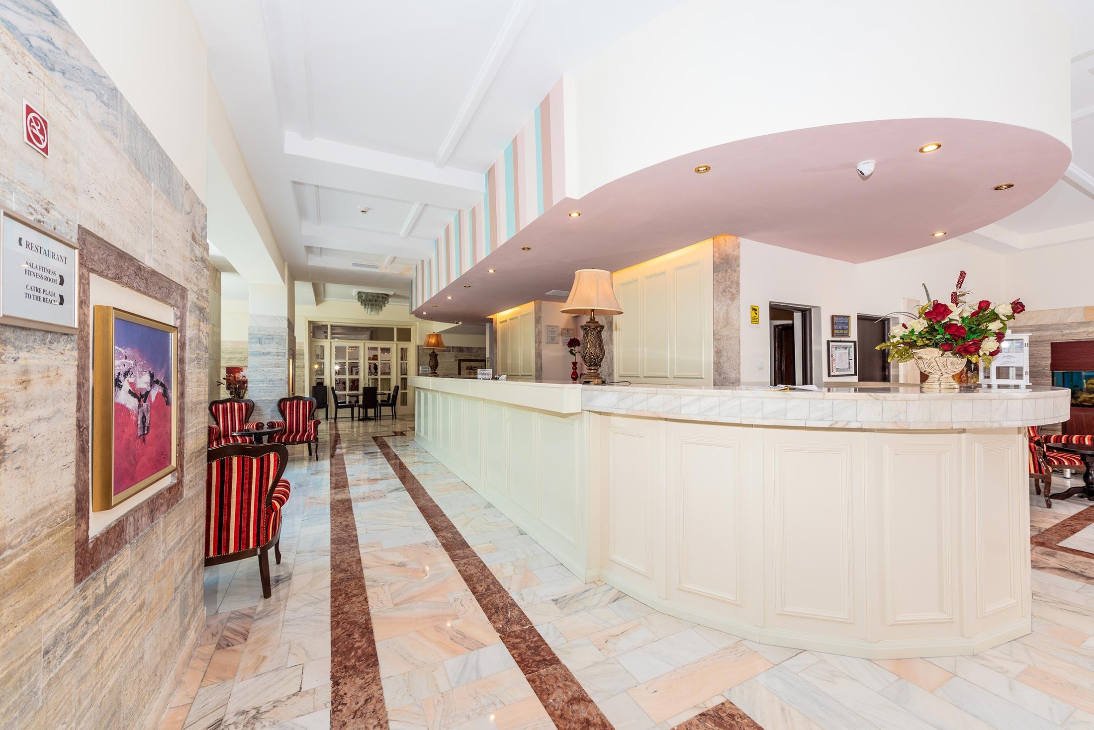Receptie Hotel Parc